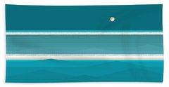 Elements - Aqua Water Bath Towel