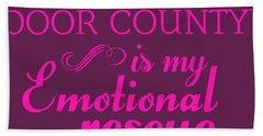 Emotional Rescue Hand Towel
