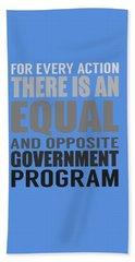 Every Action Hand Towel