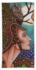 Exalted Beauty Athena Bath Towel