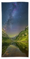 Faelensee Nights Bath Towel