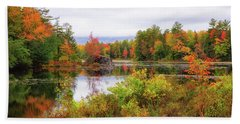 Fall In Nh Hand Towel