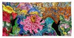 Fascinating Color Bath Towel