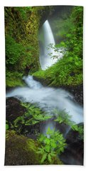 Fern Falls Bath Towel