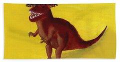 Fies-t-rex Hand Towel