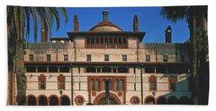 Flagler College - St Augustine, Florida Hand Towel