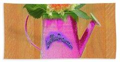Floral  Art  374 Hand Towel