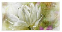 Floral Dust Hand Towel