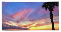 Florida Sunrise Bath Towel
