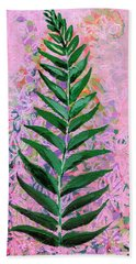 Forest Layers Bath Towel