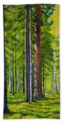 Forest Bath Towel