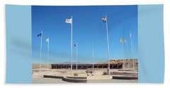 Four Corners Monument Hand Towel