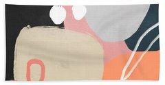 Fragments 1- Art By Linda Woods Hand Towel