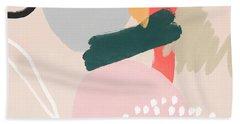 Fragments 3- Art By Linda Woods Bath Towel