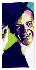 Fred Astaire Hand Towel