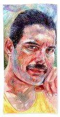 Freddie - The Thinker Hand Towel