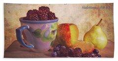 Fruit Of The Spirit Bath Towel
