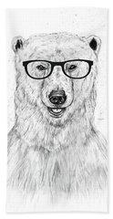 Geek Bear Bath Towel