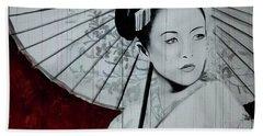 Geisha Hand Towel