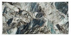 Glacier Ice 1 Bath Towel