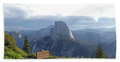 Glacier Point Bath Towel