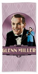 Glenn Miller - The Good Old Days Hand Towel