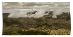 Glorious Cloud Cover Hand Towel