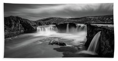 Godafoss Bath Towel