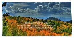 God's Handiwork Hand Towel