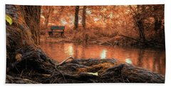 Golden Creek Vision Bath Towel