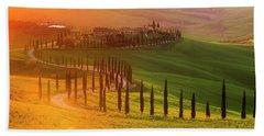 Golden Tuscany II Hand Towel