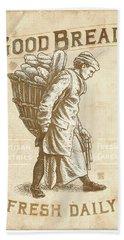 Good Bread Bath Towel