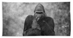 Gorilla 16 Bath Towel