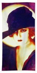 Grace Darmond, Vintage Actress Hand Towel