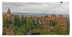 Granada, Spain - Alhambra Hand Towel