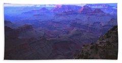Grand Canyon Twilight Bath Towel