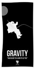 Gravity Bath Towel