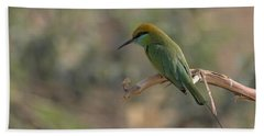 Gree Bee Eater Bath Towel