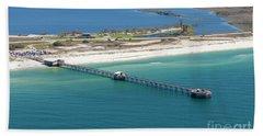 Gulf State Park Pier 7464n Hand Towel