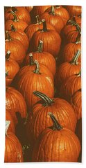 Halloween Harvest - 2 Hand Towel