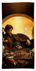 Han Solo A Star Wars Story Bath Towel