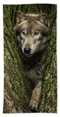 Hangin In The Tree Bath Towel