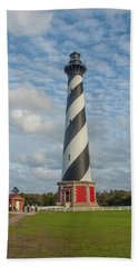 Hatteras Lighthouse Bath Towel
