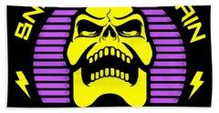 He Man Bath Towel