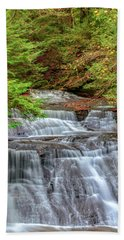 Hell's Hollow In Late Summer Hand Towel