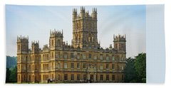 Highclere Castle Bath Towel