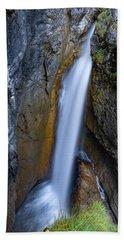 Hoelltobel, Allgaeu Alps Hand Towel