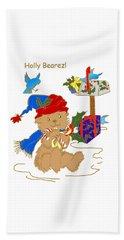 Holly Bearez Hand Towel