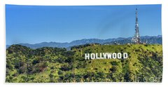 Hollywood 2 Hand Towel