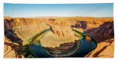 Horseshoe Bend Hand Towel